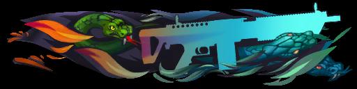 Медуза и Горгона: Stoner LMG A1