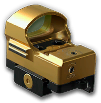 Золотой коллиматор Vortex Razor Red Dot