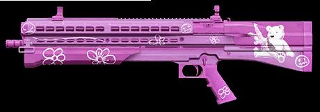 Розовый камуфляж для UTAS UTS-15