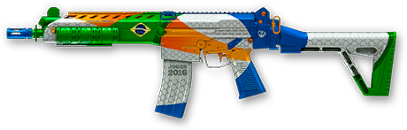 IMBEL IA2 «Летние игры 2016»