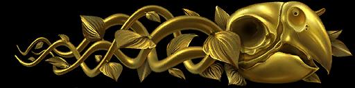Золотой попугай