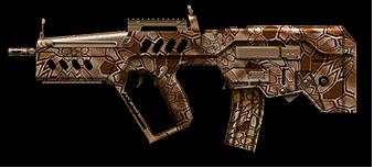 Камуфляж «Аспид» для Tavor CTAR-21
