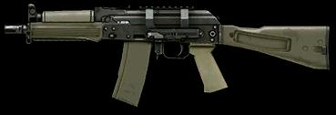 Камуфляж «Полигон» для АК-9