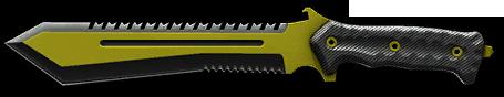 Камуфляж «Карбон» для Ножа M48 Bowie