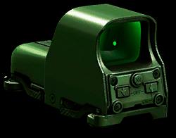 Улучшенный коллиматор EOTECH 553 «Камыш»