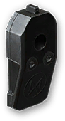 Короткий глушитель Maxim 9