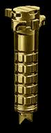 Золотая штурмовая рукоятка