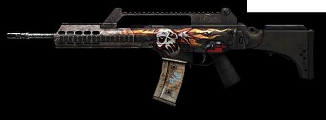 H&K G36K «Антизомби»