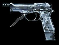 Камуфляж «Город» для Beretta M93R
