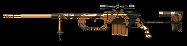 CheyTac M200 «Черный дракон»