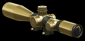 Золотой прицел S&B H2CMR (4.5-крат.)