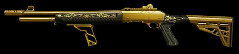 Золотой Fabarm S.A.T. 8 Pro