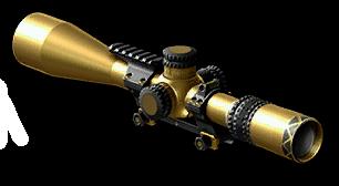 Золотой прицел ATACR V2 (4.5-крат.)