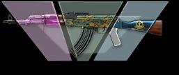 Камуфляж «Картель» / Лесной / Розовый  для AK-47